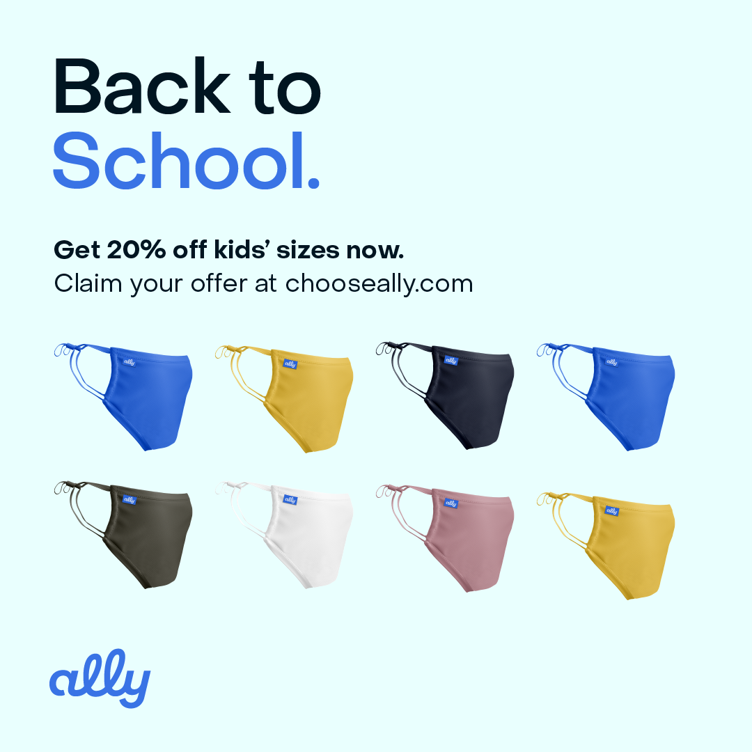 Back To School Special Offer : Get 20% off Until Sunday