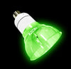 3.5 watt (35W replacement) LED Light Bulb with Built-In Anion Air Purifier - [BN105G] Green