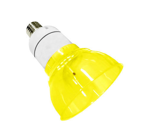 3.5 watt (35W replacement) LED Light Bulb with Built-In Anion Air Purifier - [BN105Y] Yellow