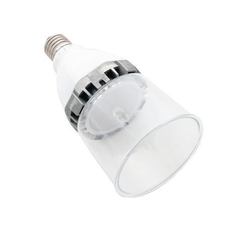 6 Watt (60W replacement) LED Light Bulb with Built-In Anion Air Purifier/ Negative Ion Generator - [BN107CW] Cool White