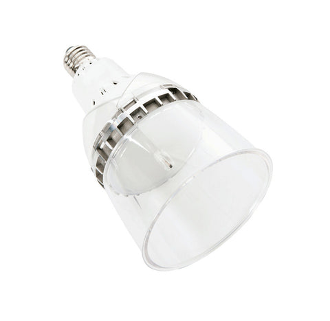 8 watt (80W replacement) LED Light Bulb with Built-In Anion Air Purifier/Negative Ion Generator - [BN108] White