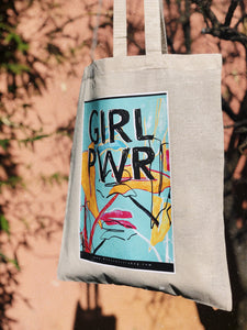 GIRL POWER | Totebags