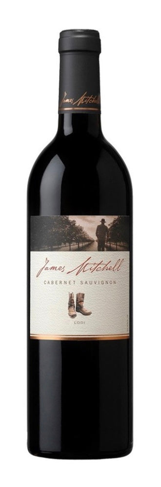 JAMES MITCHELL CABERNET SAUVIGNON CALIFORNIA