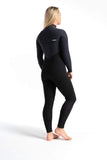 C Skins Womens Rewired 4/3 Chest Zip Wetsuit - Second Skin Surfshop