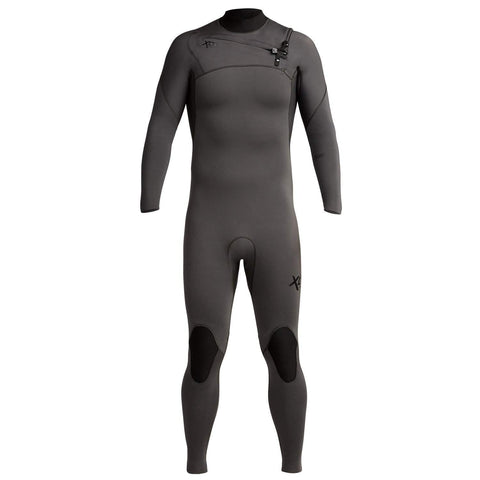 Xcel Comp 4/3 Wetsuit Jet Black - Second Skin Surfshop