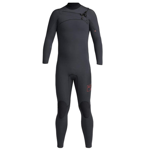 Xcel Comp X 4/3 Wetsuit Black - Second Skin Surfshop