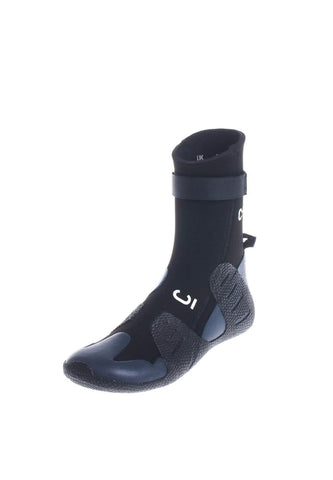 C Skins Session 7mm Round Toe Boots - Second Skin Surfshop