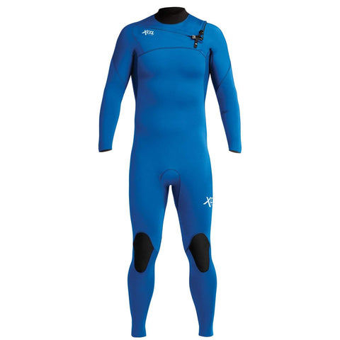 Xcel Comp 4/3 Wetsuit Faint Blue - Second Skin Surfshop