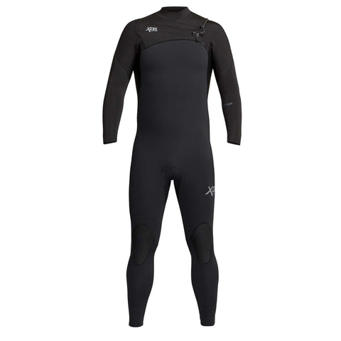 Xcel Comp 3/2 Wetsuit Black - Second Skin Surfshop