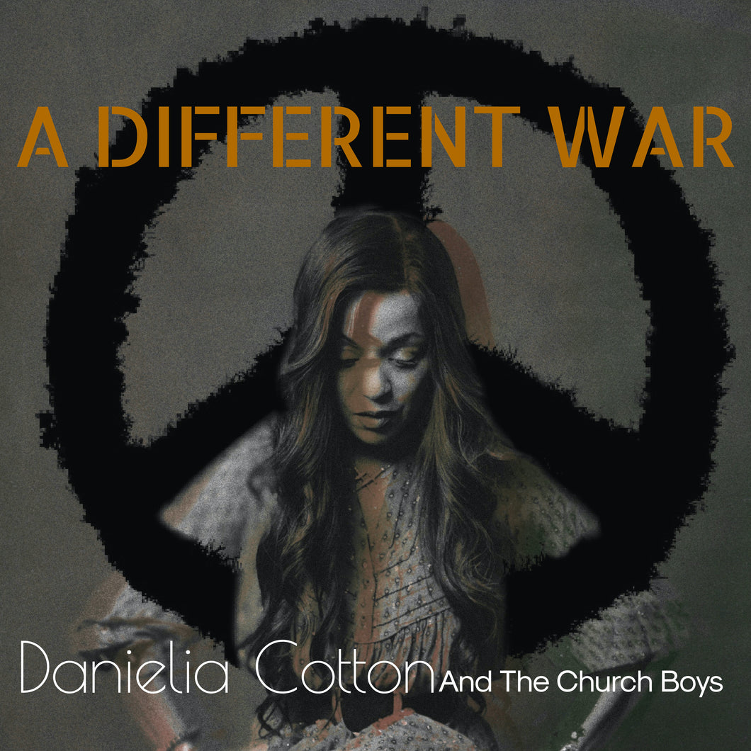 A Different War EP - Signed CD
