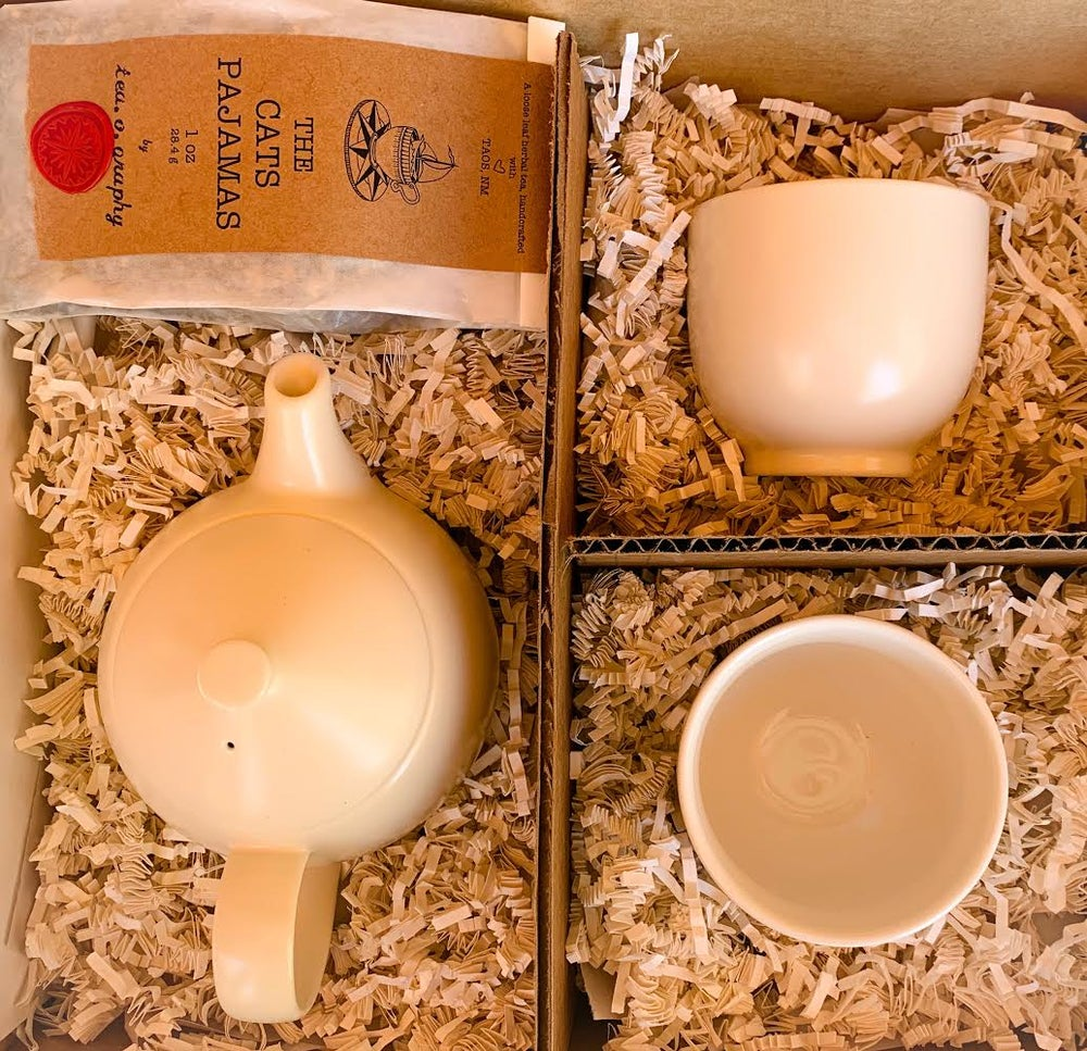 TEA FOR 2 GIFT BOX