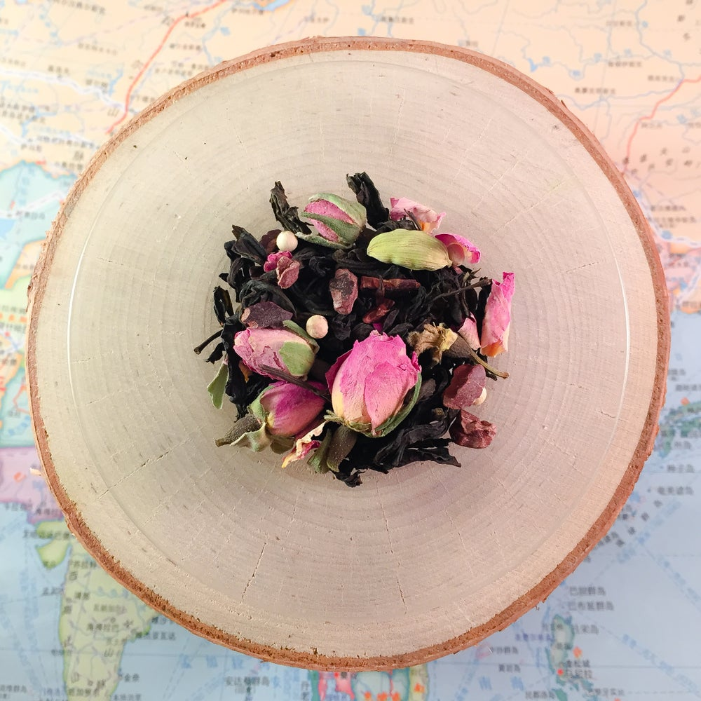 Chocolate Rose Oolong