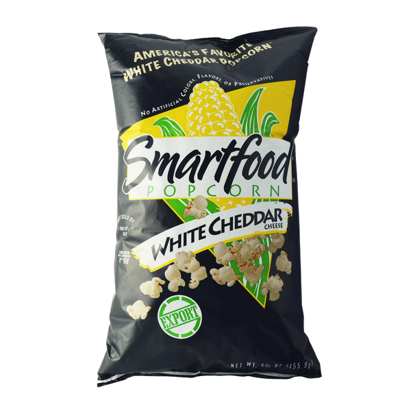 Chips White Cheddar Popcorn 5.5oz