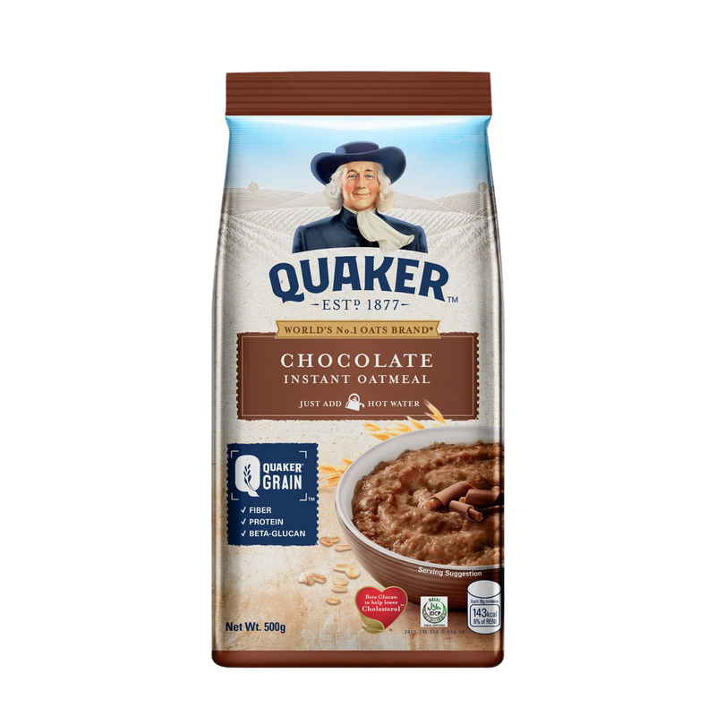 Oatmeal Chocolate Instant 500g
