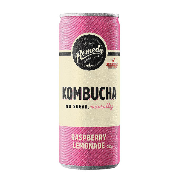 Drink Kombucha Raspberry 250ml
