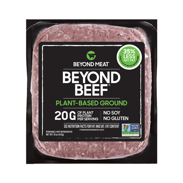 Plant-Based Beef Ground Meat 453g