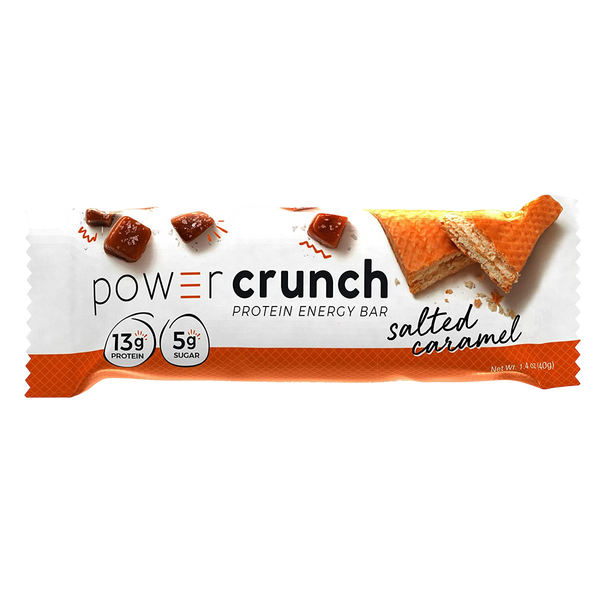 Protein Energy Bar Salted Caramel Wafer Cream 40g