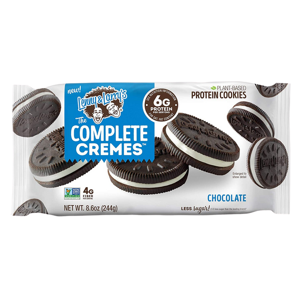 Protein Cookies Cremes Chocolate Plant-Based 244g