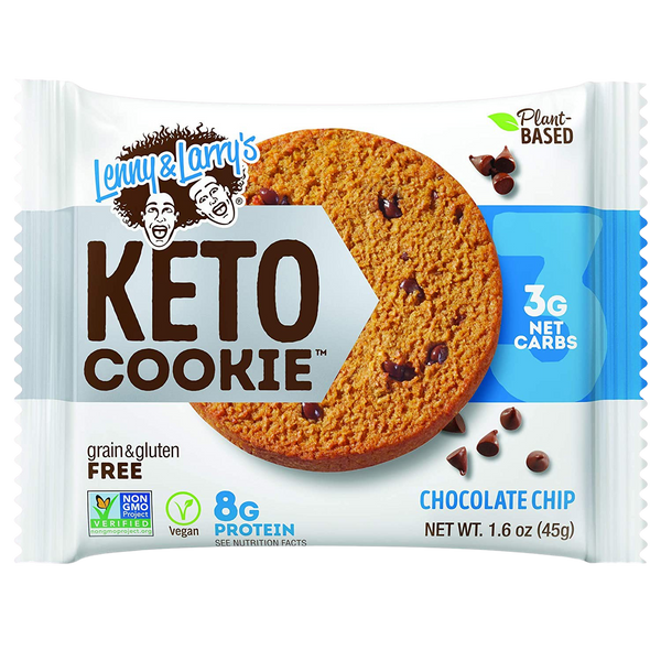 Protein Cookie Keto Chocolate Chip Plant-Based 45g