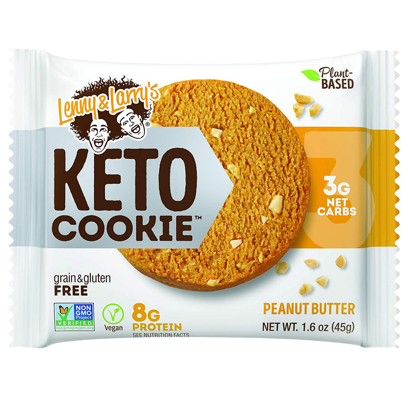 Protein Cookie Keto Peanut Butter Plant-Based 45g