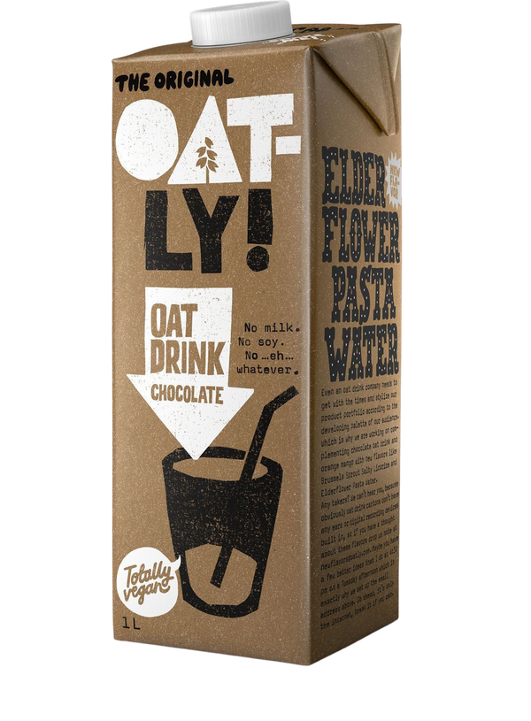 Milk Oat Chocolate 1L