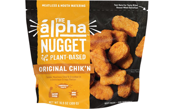 Plant-Based Nugget 14pcs