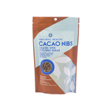 Organic Cacao Nibs Coated With Coconut Sugar 125g