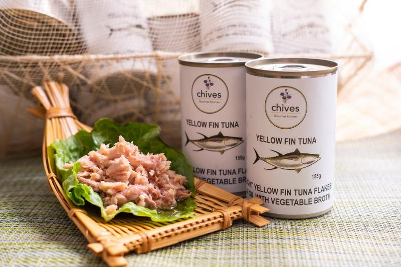 Yellow Fin Tuna 155g