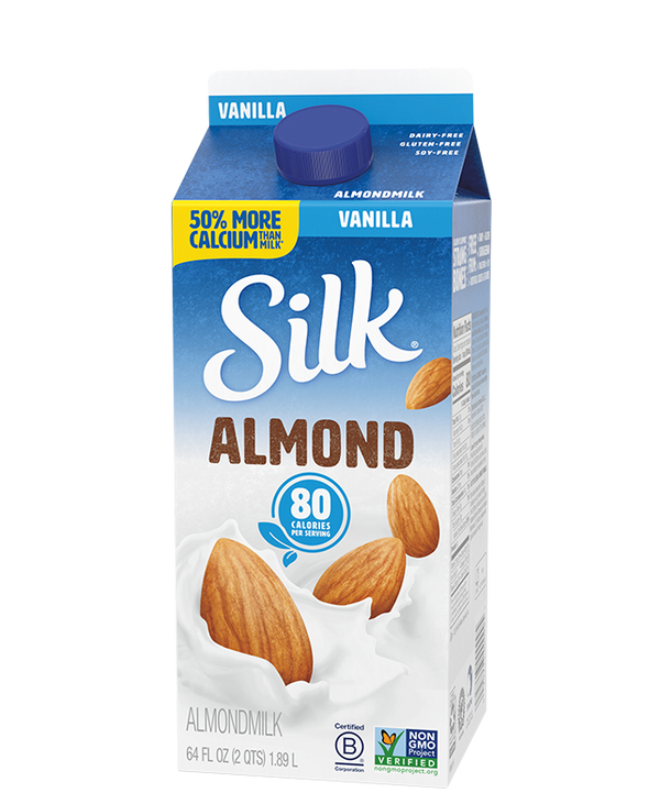 Milk Almond Vanilla 946ml