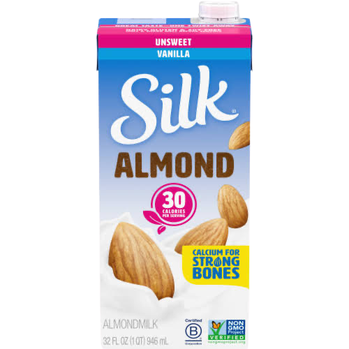 Milk Almond Unsweet Vanilla 946ml