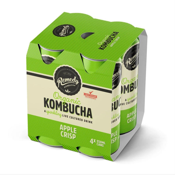 Drink Kombucha Apple Crisp 250ml