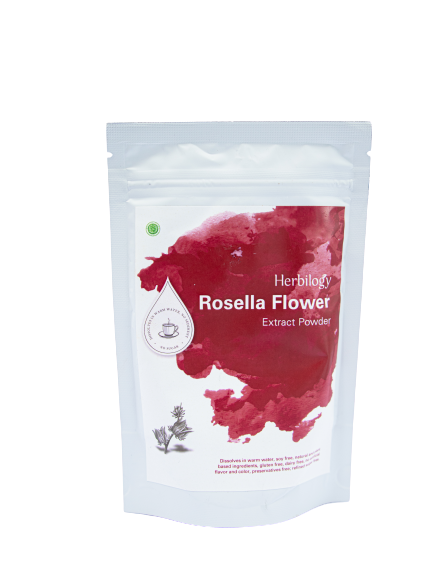 Extract Powder Rosella Flower 100g