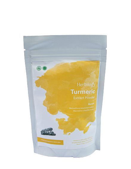 Extract Powder Turmeric 100g