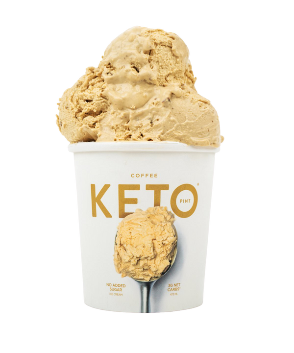 Ice Cream Keto Coffee 473ml