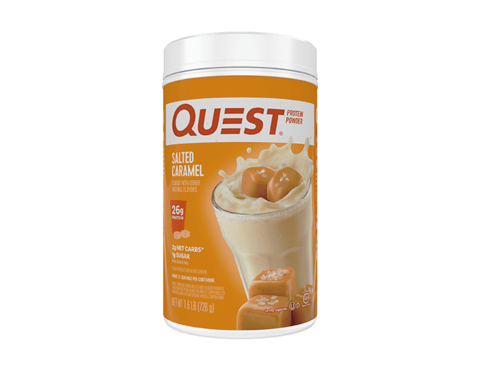 Protein Powder Salted Caramel 726g