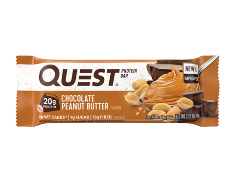 Protein Bar Chocolate Peanut Butter 60g