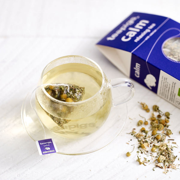 Tea Organic Calm Relaxing  15 Tea Bags