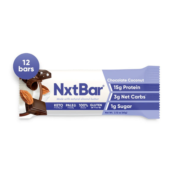 Protein Bar Chocolate Coconut 60g