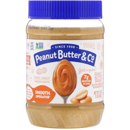Peanut Butter Smooth Operator Spread 794g