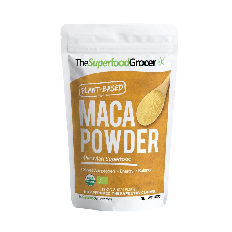 Organic Maca Powder 100g