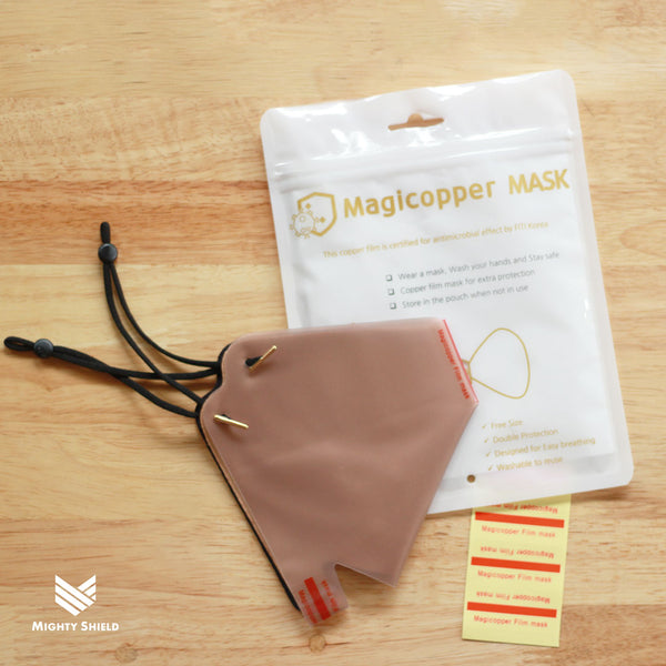 Magicopper Mask Beige
