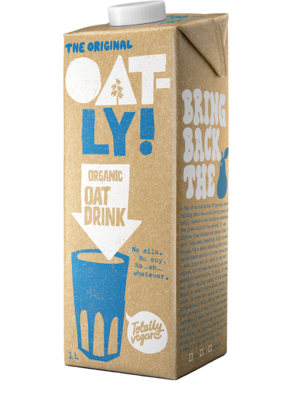 Milk Oat Drink Organic