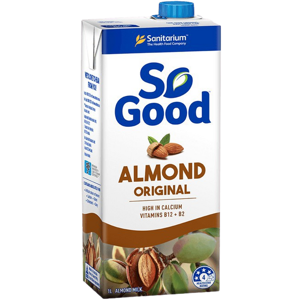 Milk Almond So Good Original 1L