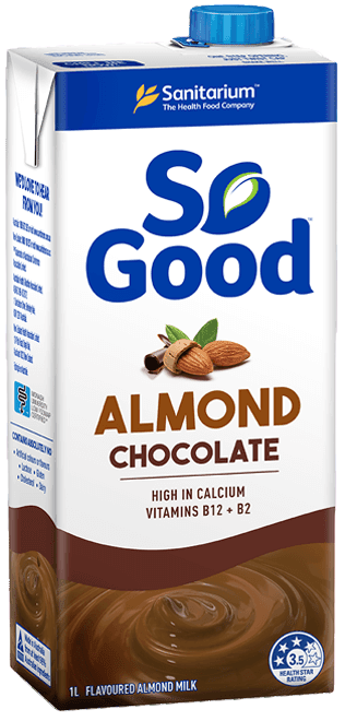 Milk Almond So Good Chocolate 1L