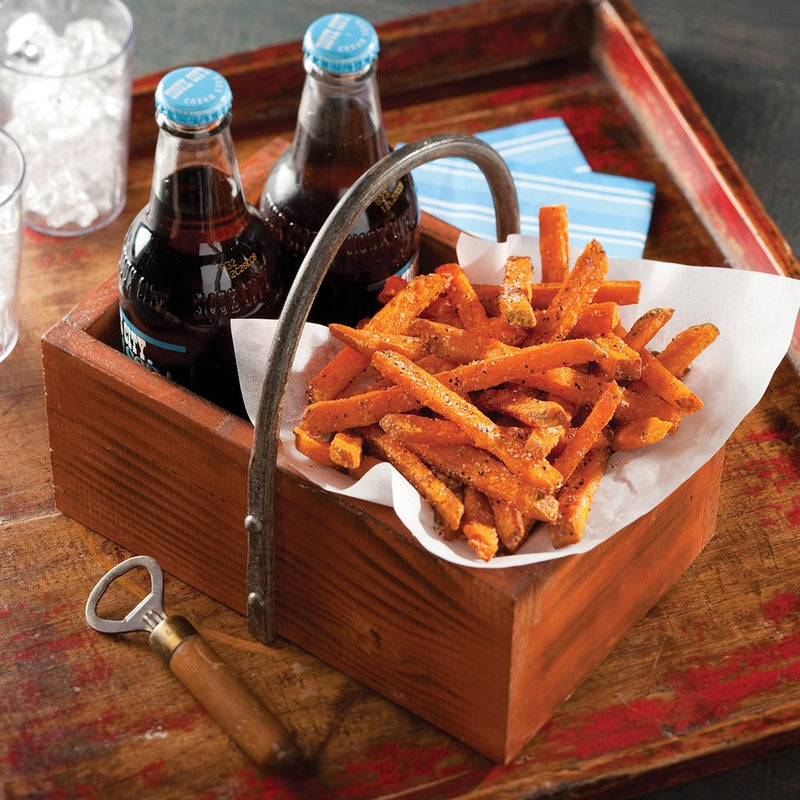 Plant-Based Sweet Potato Straight Cut Fries 1.13kg