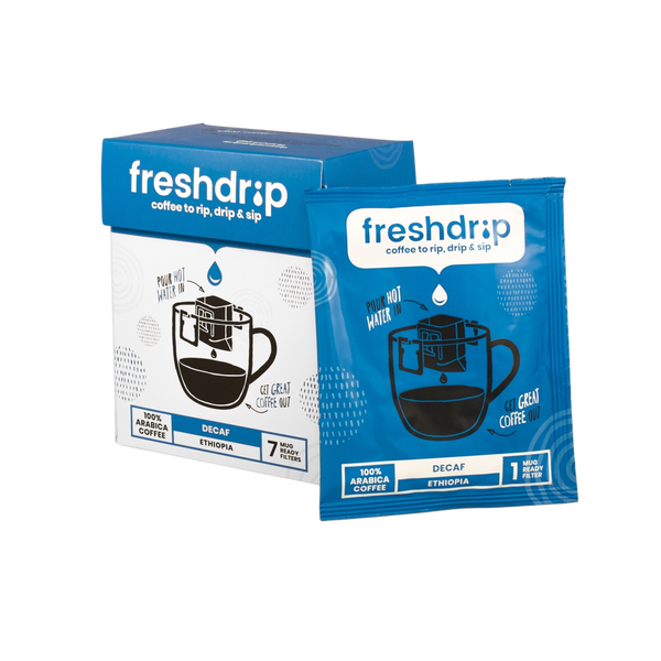 Freshdrip Ethiopia Decaf (7 packs)