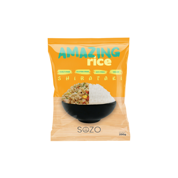 Shirataki Rice 200g