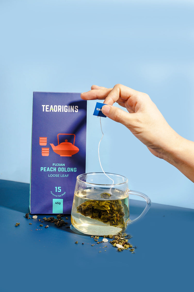Tea Peach Oolong 15 bags