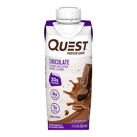 Protein Shake Chocolate 325ml