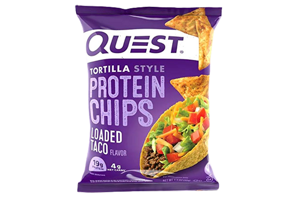 Chips Protein Loaded Taco Tortilla Style 32g